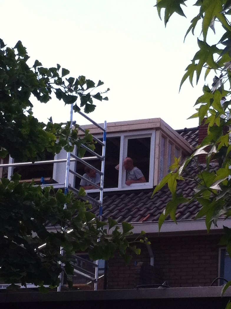 Dakkapel plaatsen in Zwolle