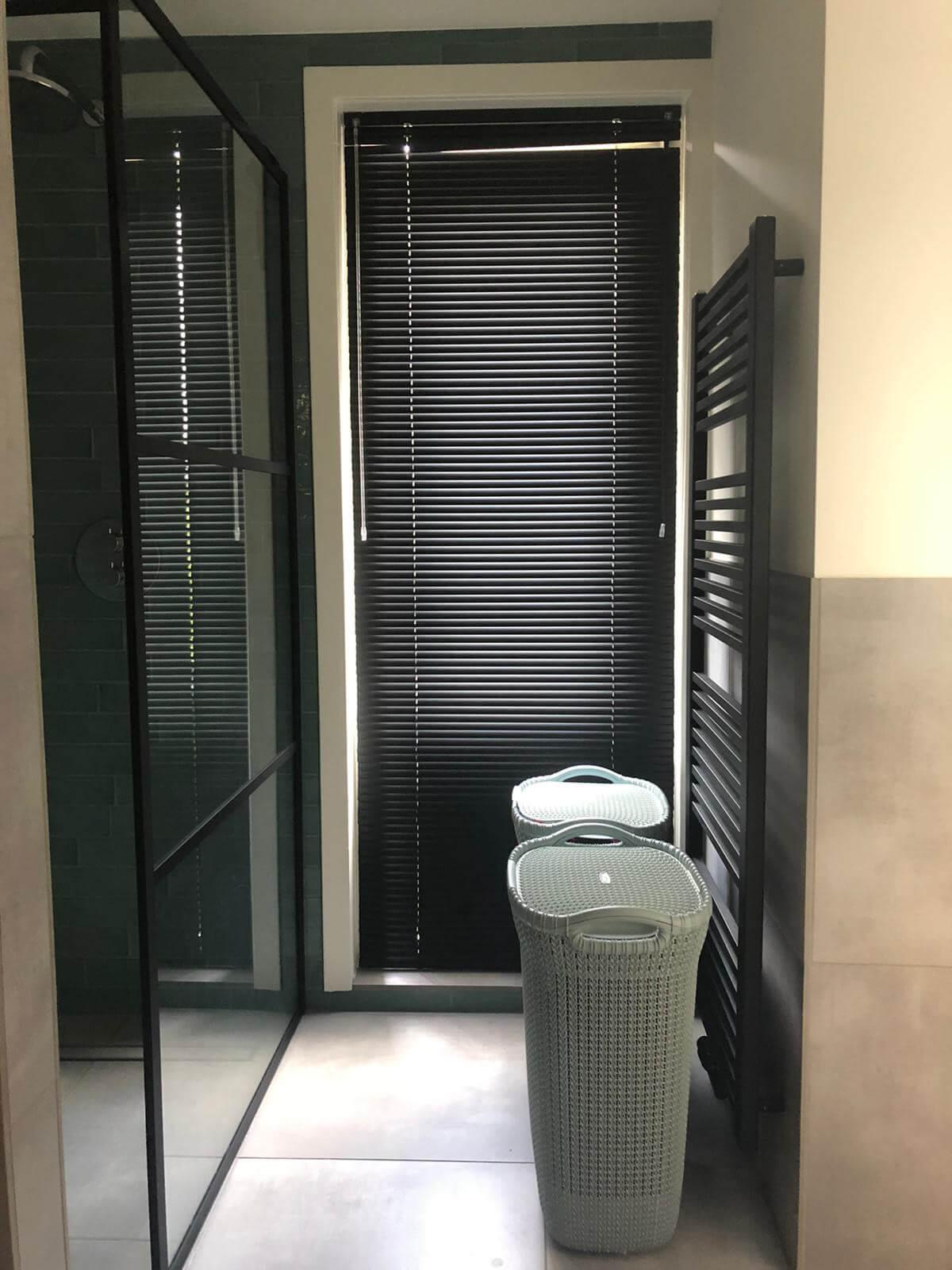 Luxe uitstraling nieuwe badkamer